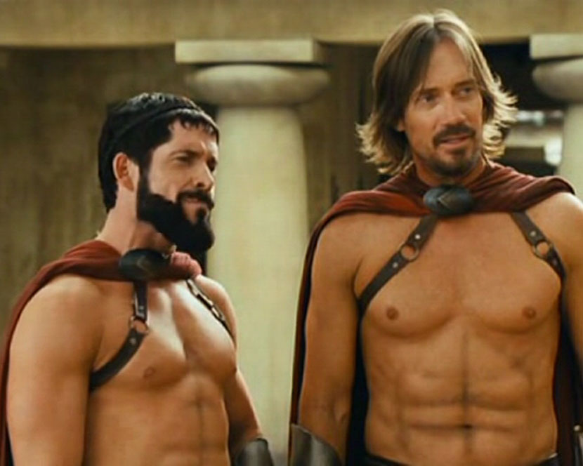 знакомство с 300 спартанцев просмотр
